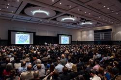 Cette photographie a été prise lors de la conférence WCLC 2015 à Denver, dans le Colorado. Assurez-vous de ne pas manquer cette réunion importante.