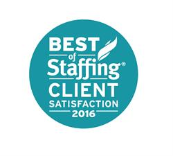 Staffing 360 Solutions Division, Monroe Staffing, Wins Inavero's 2016 Best of Staffing Client Award