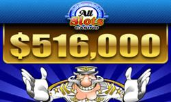 all slots casino winners