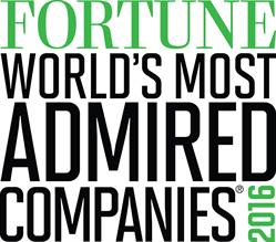 ServiceMaster Named a FORTUNE 2016 World's Most Admired Company