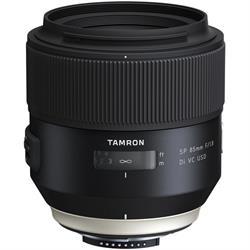 Tamron SP 85mm f/1.8 Di VC USD Lens