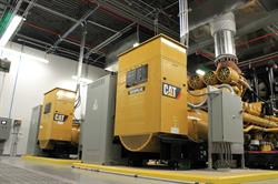 Sentinel Data Centers - Generator Rooms in NC-1