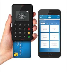 Dream Payments MPOS Card Reader and Mobile App