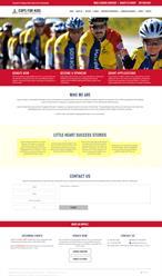 Kelowna Web Design for Cops for Kids