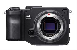 Sigma sd Quattro Mirrorless Digital Camera