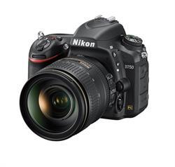 Nikon D750 DSLR Camera with 24-120mm