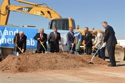 AAON Board of Directors Breaks Ground on New Engineering Research and Development Lab