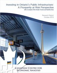 CANCEA's recent research report demonstrates that infrastructure investments have a tremendous long-term economic return.