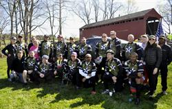 Veteran Corps of America team at Face of America 2015.