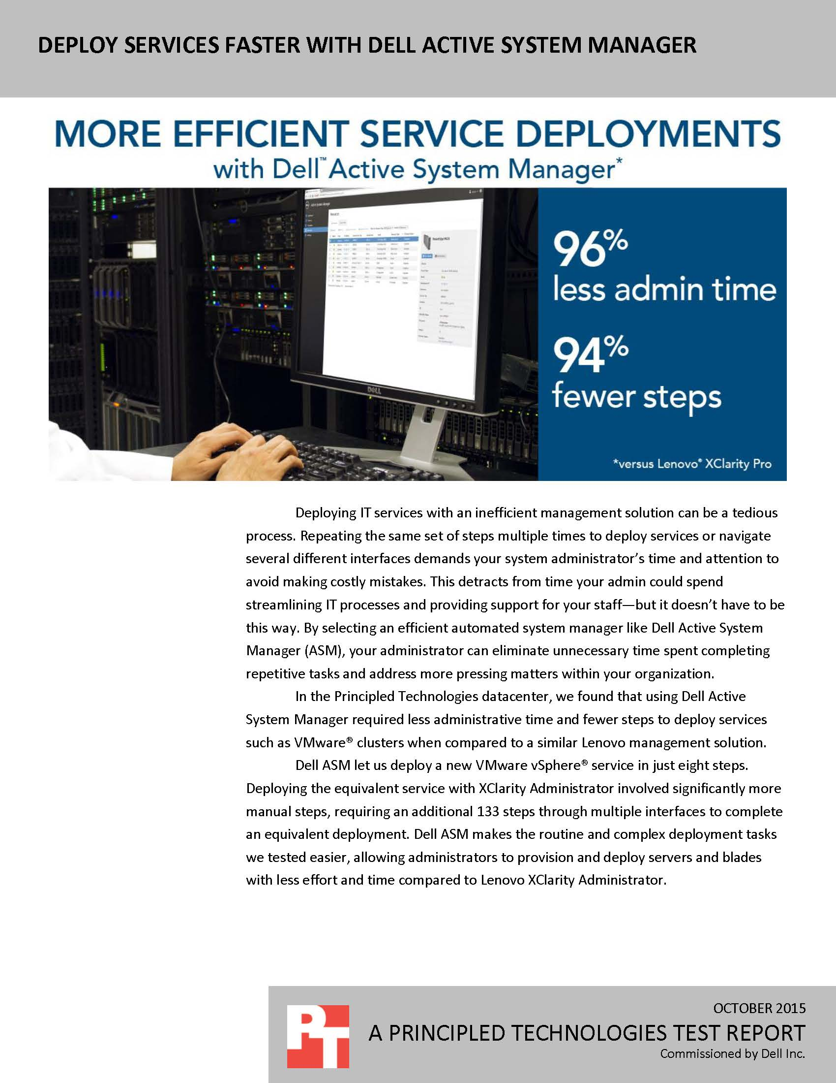 dell inc research application 2 28 Additional pre-integrated packaged software and customized system engineering optimized to enable such functions as application development dell inc $6478 472% $6673 470%-29% 2 cisco/netapp using proprietary tools and research processes, idc's trackers are updated.