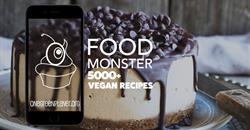 Food Monster App [Vegan Recipes]