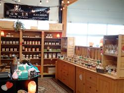 Bar 13 Soap Works new Calgary location at the Market On Macleod in Calgary, Alberta