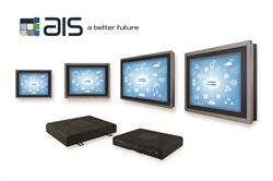 NEMA 4X and IP66 Ratings Rugged Panel PCs