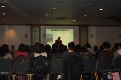 Shema Kolainu's Workshop at Hotel Pennsylvania, New York City
