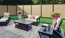 ActiveYards Fusion Series Sequoia Fence