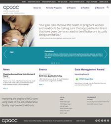 CPCQQ Responsive website design and development