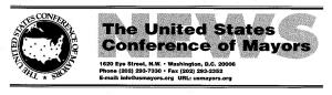 The U.S. Conference of Mayors