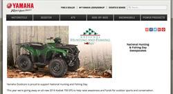 Yamaha, Access, Conservation, Outdoors, NFFA, FFA, NHF Day
