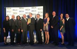 "In recognition of the company's successful ""Advantage Power Pricing (APP)"" pilot program, PowerStream received the EDA Innovation Excellence Award at the 2016 Electricity Distributors Association's (EDA) annual Awards Gala."