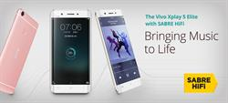 ESS Brings Music to Life in New Vivo  Xplay 5 EliteFlagship Smartphone