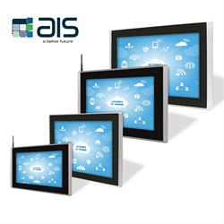 Industrial HMI Touch Panels with Multilingual User Interface Technology