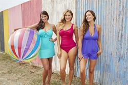 Solid Separates Swimwear