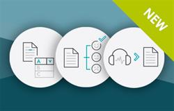 DefinedCrowd Intelligent Data Program Templates
