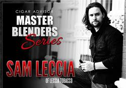 Master Blenders Series: Sam Leccia