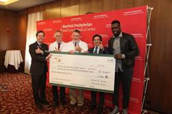 New York Giants Player Jason Pierre-Paul and CareOne Management LLC Donate $20,000 to the Hearst Burn Center at NewYork-Presbyterian/Weill Cornell
