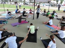 Pilates Day 2016: Saturday, May 7