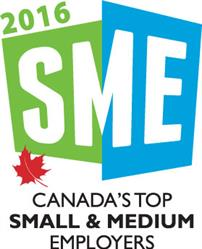 Aquatic Informatics has been recognized as one of Canada's Top Small & Medium Employers for the third consecutive year.