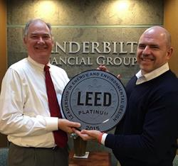LEED Platinum Vanderbilt Financial Group Steve Distante