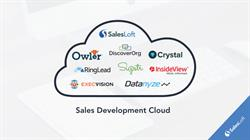 SalesLoft Announces Formation of Sales Development Cloud and Key Technology Partnerships at Rainmaker 2016