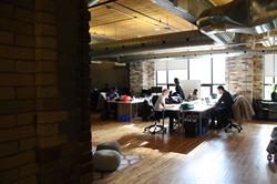 education, co-working, devhub, lighthouse labs, developers, technology, code/