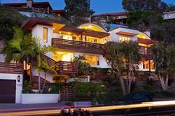 olde del mar luxury home, mid century modern architecture, ps platinum