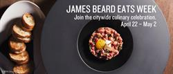 Celebrate James Beard and Chicago's vibrant culinary scene with a week of exclusive restaurant menus and dishes inspired by James Beard's American Classic recipes.