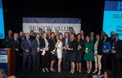 Silicon Valley Top 50 Irish and Irish-American's technology leaders in the valley.  Andrea Mahon of arvato was one of the top leaders awarded at this years event.