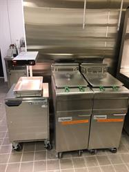 Cooking Equipment  at INNSIDE New York NoMad