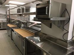 Melia INNSIDE New York NoMad Commercial Ovens