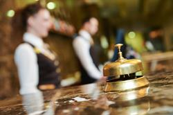 The hotel industry accomodates a large portion of the US meetings and events, a roughly $280 billion national industry