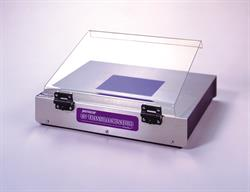 TE-312R Slimline transilluminator ideal for working with small gels and samples.