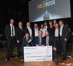 Team SGS Geostat Awarded $500,000 grand prize  by Integra Gold and Industry Titans at the Integra Gold Rush Challenge Finale