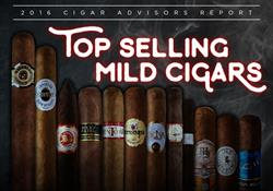 Best Selling Mild Cigars
