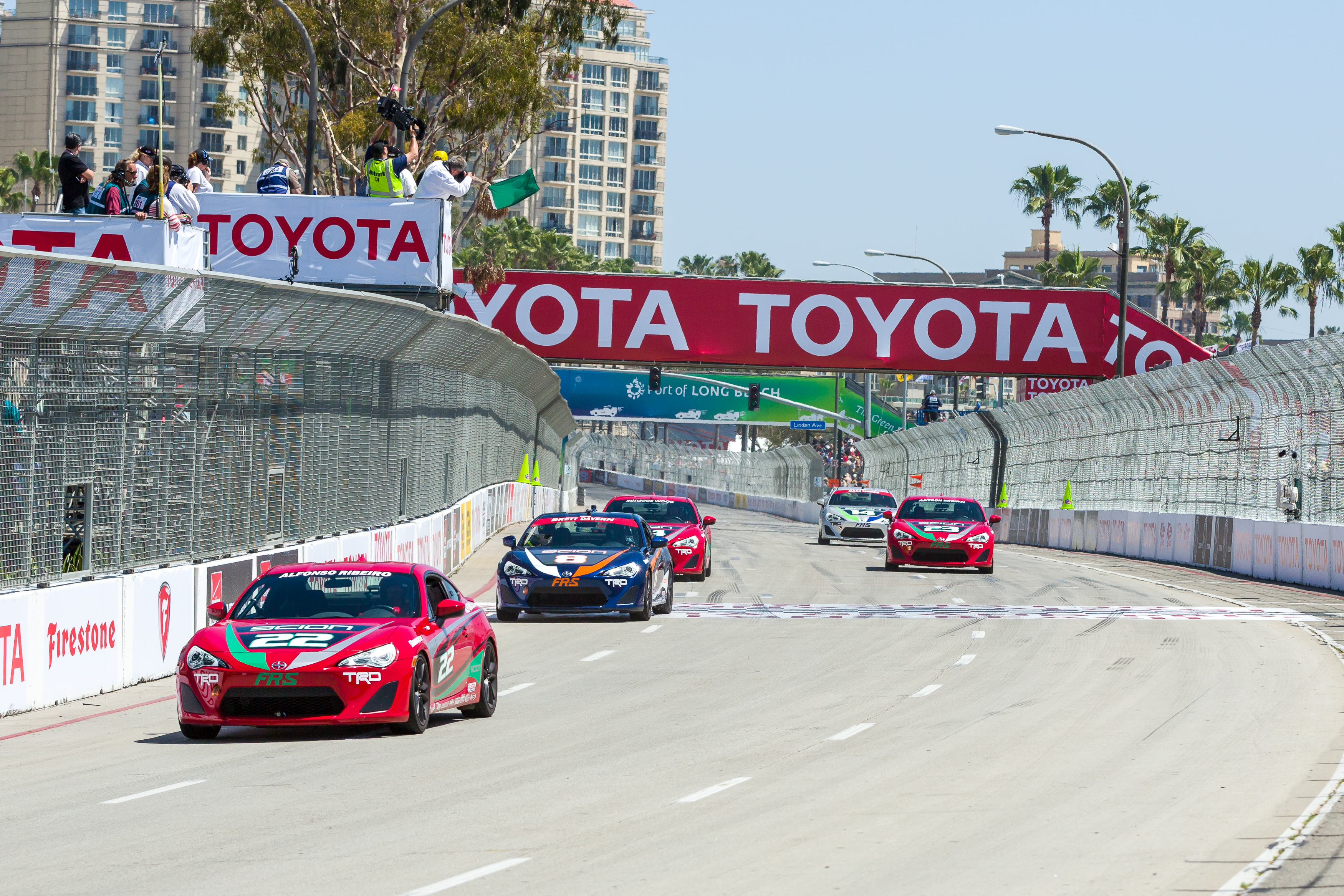 Toyota Pro Celebrity Race 2000 (Long Beach Grand Prix ...