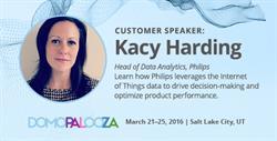 Kacy Harding, Philips Head of Data Analytics, to Join the Domopalooza Mainstage