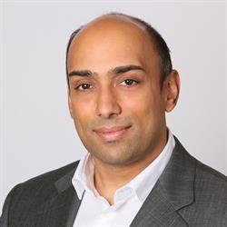 Rajiv Pimplaskar, Atlantis VP of Global Accounts