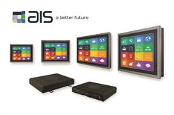 Cloud based and Internet based OPC UA HMI Touch Panels