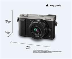 Panasonic Lumix DMC-GX85 Mirrorless Micro Four Thirds Digital Camera