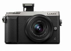 Panasonic Lumix DMC-GX85 Digital Camera - Silver