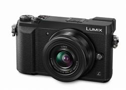 Panasonic Lumix DMC-GX85 Digital Camera with 12-32mm Lens